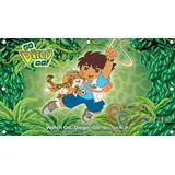 Série Animada Go Diego Go Completa Dublada Em Dvd