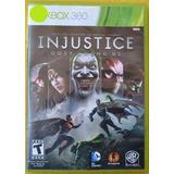 Injustice Gods Among Us Xbox 360 Play Magic