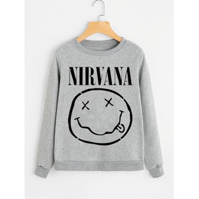 Buzo Nirvana + Remera De Promo!!