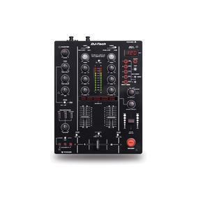 Mixer Dj-tech Djm 303 - Novo + Frete Grátis