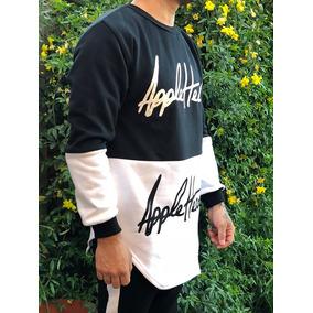 Applehead Buzo Camuflado Swag Hip Hop Extendido - Ropa y Accesorios ... d34e61ba4c7