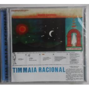 Cd Tim Maia Racional 2 Em 1 Raro Religião Rational Culture