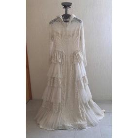 Vestidos de novia vintage df