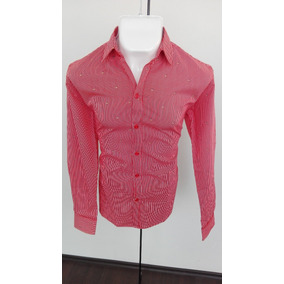 Camisa Slim Fit Exclusiva Modelo Estampado