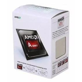 Processador Amd A4 6300 (fm2) 3.7 Ghz Box - Ad6300okhlbox