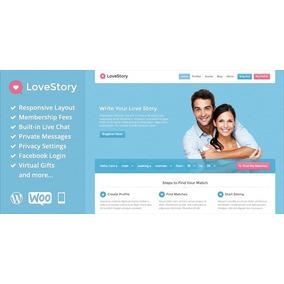 Criar Site De Relacionamento