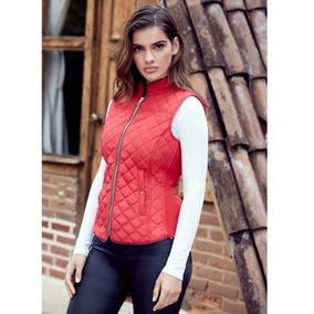 Chaleco Casual Holly Land Para Dama Color Rojo Kb851 A d823683f2fa7