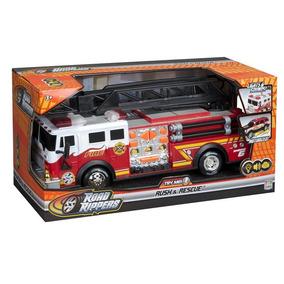 5133 Camion De Bomberos Con Escalera De 14
