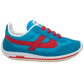 Tenis Atleticos Jogger Mujer Panam Pm026
