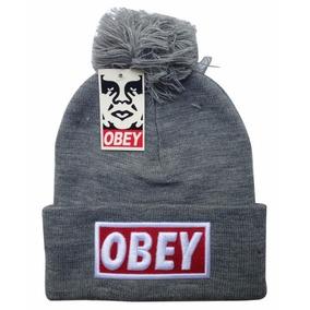 Touca Obey Toucas Masculino - Acessórios da Moda no Mercado Livre Brasil 26073ed5a68