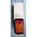 Galaxy A7 2017, Negro, Impecable, Liberado, En Caja