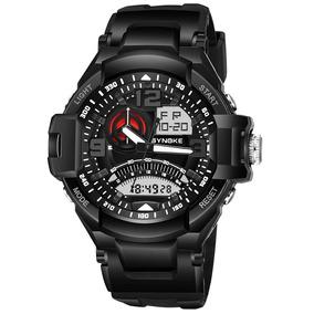 Relógio Masculino Esportivo Synoke 67876 G-shock