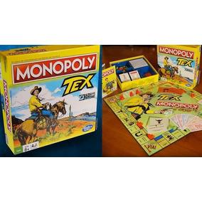 Jogo Monopoly Italiano Do Tex - Bonellihq L18