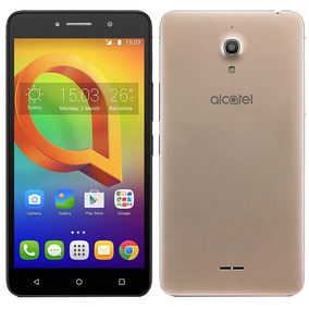 Smartphone Alcatel A2 Xl Dual Chip,dourado,tela 6 ,13mp,16gb