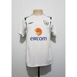 Camisa Futebol Oficial Seleção Irlanda 2005 Away Umbro Tam M ef3ef1b339887