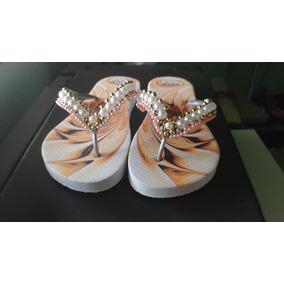 Sandálias Personalizadas De Perolas