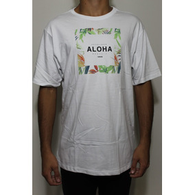 Camisetas Hurley Aloha - Calçados 5b293f93032