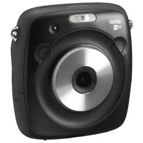 Cámara Instantánea Fujifilm Instax Sq10 Square Negro