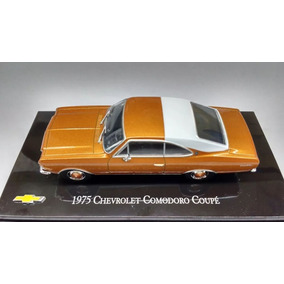 Chevrolet Collection Salvat - Chevrolet Opala Comodoro Coupé