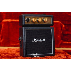 Mini Amplificador Marshall Ms-2