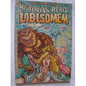 Histórias Reais De Lobisomem 17 1991 Bloch Capitão Mistério
