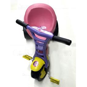 Triciclo Infantil Tico-tico Motoca Pedal Baby Menina