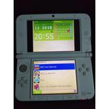 Nintendo 3ds Xl-cargador-r4 Con 150 Juegos-memoria 8gb Y Mas