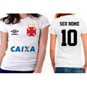 3492c12a77 Blusa Do Vasco Feminina - Camisetas e Blusas no Mercado Livre Brasil