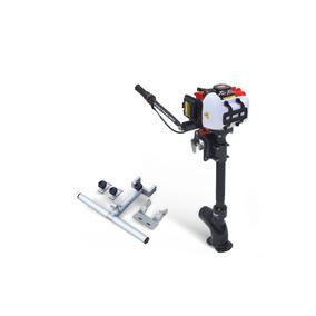 Kit Jet Turbo P/ Uso Central + Suporte Central Leader / Hook