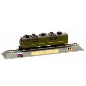 Locomotivas Do Mundo Edição 33 Trans Siberian Vl 80