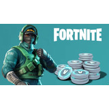 Pack Fornite Skin Exclusiva Nvidia Geforce + 2800 Pavos