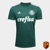 Camisa Palmeiras adidas - 2018/2019