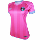 Camiseta Rosa Gremio no Mercado Livre Brasil cbb49cd76501f