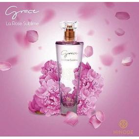 Perfume Feminino Grace La Rose Sublime Hinode 100ml.