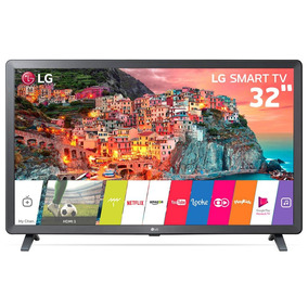Smart Tv Led 32 Hd Lg 32lk615bpsb 4.0 Quad Core Hdr 10 Pro
