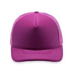 Bone Aba Curva Pink - Bonés para Masculino no Mercado Livre Brasil 4847eab0491