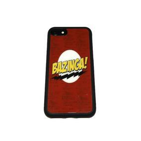 Funda Case Iphone Se/7/7 Plus Bazinga The Big Bang Theory