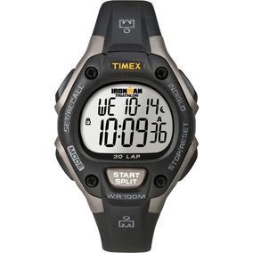 062b52958cdb Reloj Timex Ironman Triathlon T5e961 - Relojes Pulsera en Mercado ...