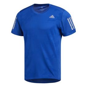 3993d1cf00474 Playera Running adidas - Caballero