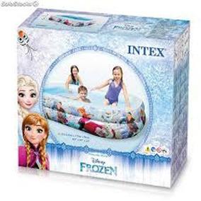 Pileta Inflable Intex Frozen