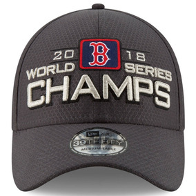 Gorra New Era Boston Red Soxs World Champions 2018 Original 518dacac7ca