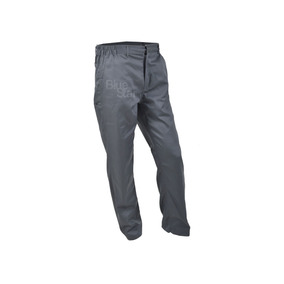 Pantalón Básico De Trabajo Color Gris