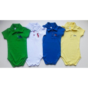 Body Polo Bebe - Roupas de Bebê no Mercado Livre Brasil e7a36469e32