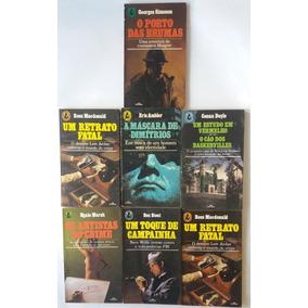 Livros Série Mistério E Suspense (unidade) Antigo E Raros
