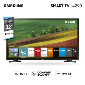 Smart Tv Led Samsung 32 Un32j4290 Netflix Navegador Wi Fi Pc