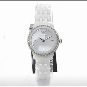 5846a49f56d Reloj Armani Esqueleto Original De Ceramica Automatico Mma - Relojes ...