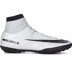 2a9c1bce05 Tenis Tf Nike Mercurial Cr7 Victory 100%original Botita