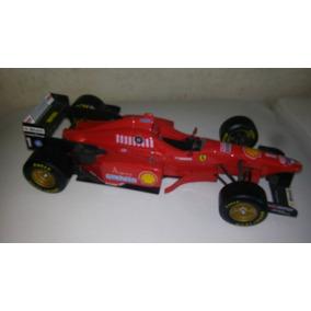 Ferrari F310 1996 Maisto 1/20 Coleccion Shell Zona Retro