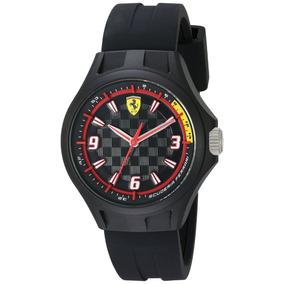 Reloj Ferrari Negro Hombre 0830278 Envio Gratis