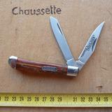 Canivete Imperial Shrade 2 Laminas Novo